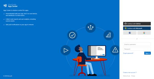 Getting started with Microsoft App Center Test and Xamarin